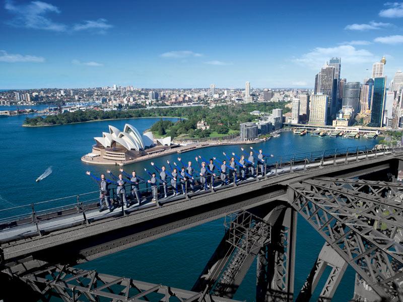 BridgeClimb. Sydney
