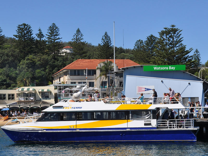 Watsons Bay Ferry