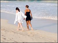 Spiagge a Sitges per ragazze