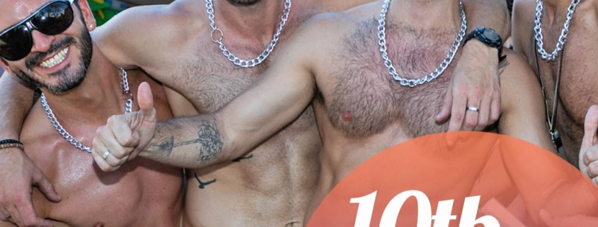 Sitges Pride 10th Edition