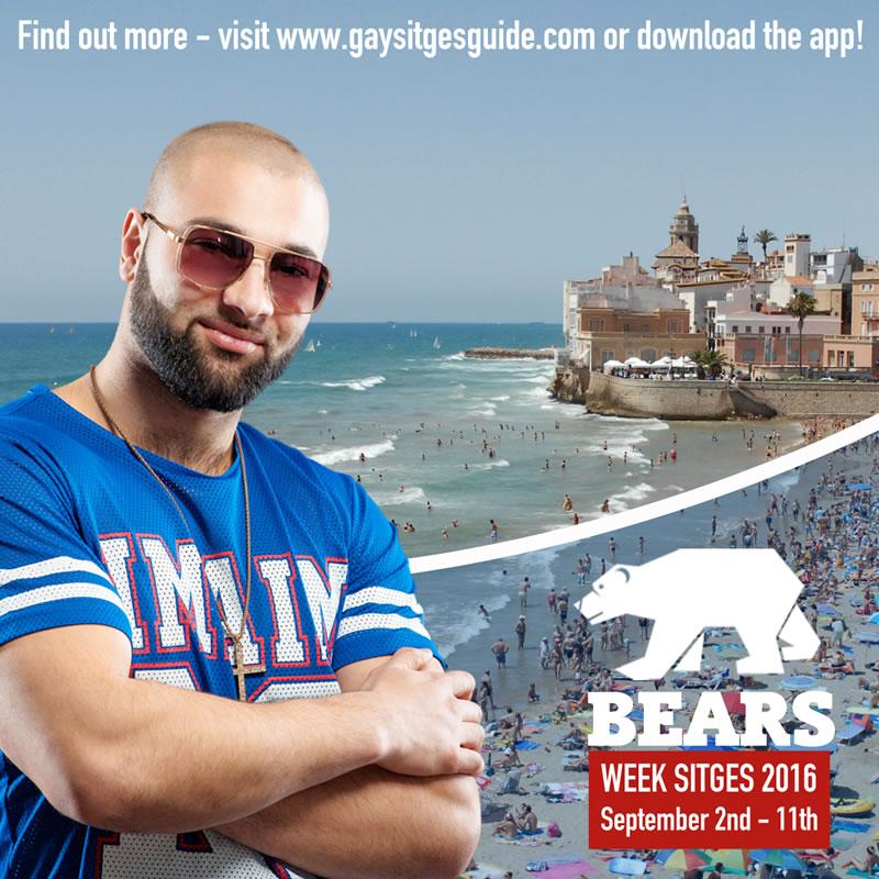 Bears Week Sitges 2016
