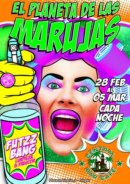 Carnaval Bar Central 2019