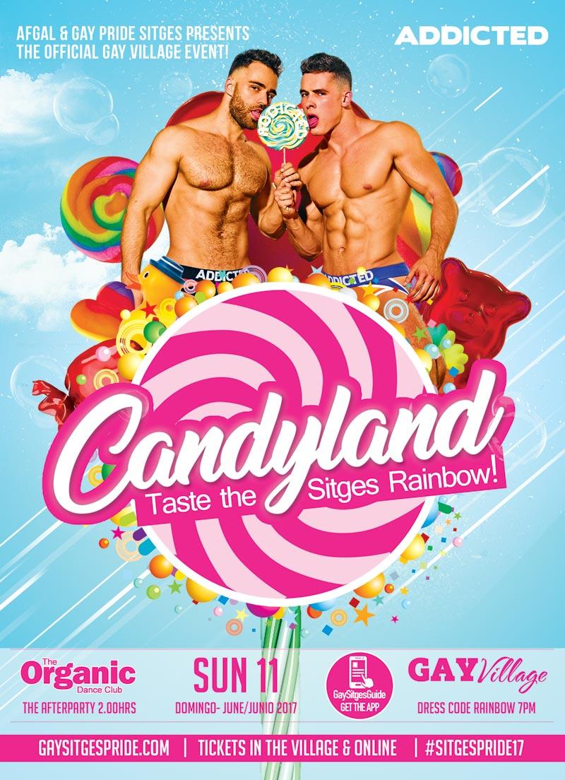 Candyland Sitges