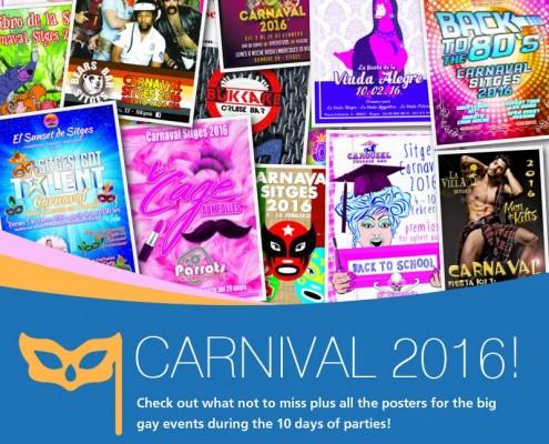 Sitges Carnival 2016