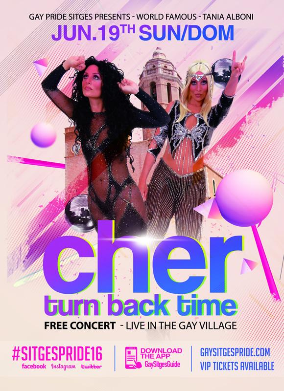 Cher Sitges
