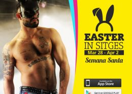 Easter in Sitges 2018