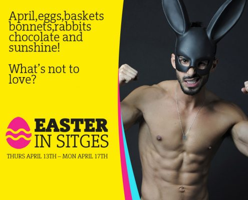Easter in Sitges 2017
