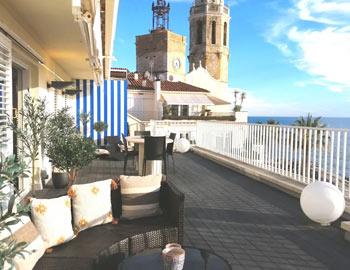 El Ático de la Iglesia, Sitges