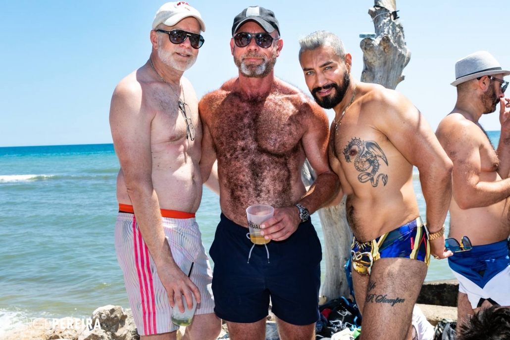 Gay Beach Party Sitges Archives