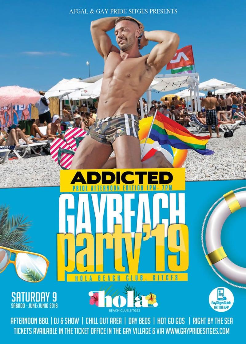 Addicted Beach Party