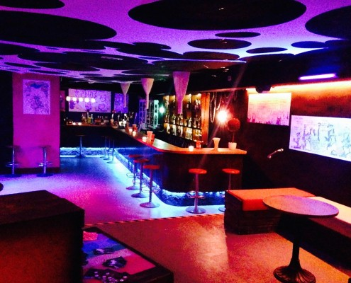Music Bar Central Sitges for sale