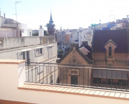Penthouse for sale Central Sitges