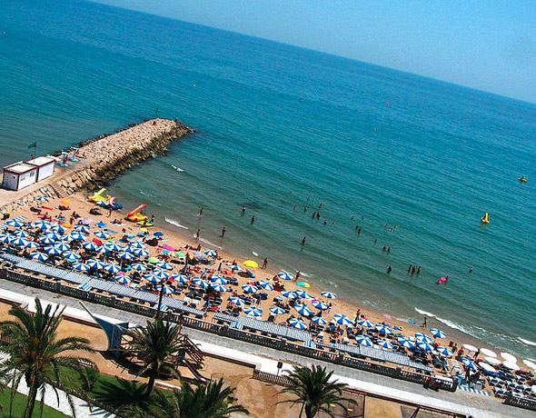Playa De la Bassa Rodona