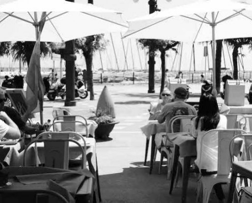 Popular Sitges Beach Front CafeBar for sale