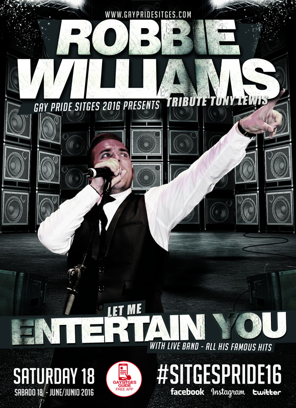 Robbie Williams Sitges