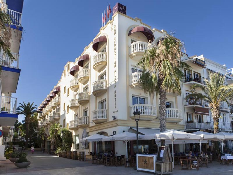 Hotel San Sebastián Playa