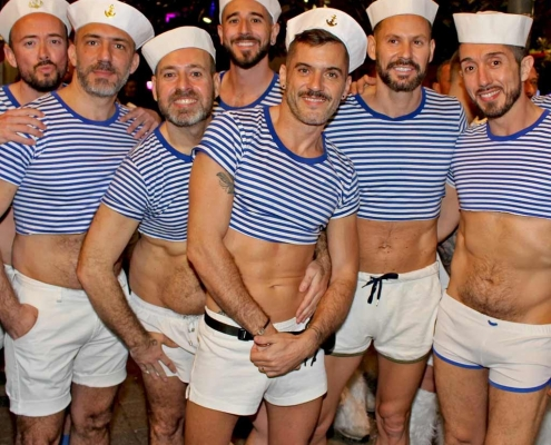 Sitges Carnival Tuesday Parade