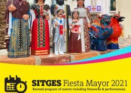 Sindaco di Fiesta Sitges