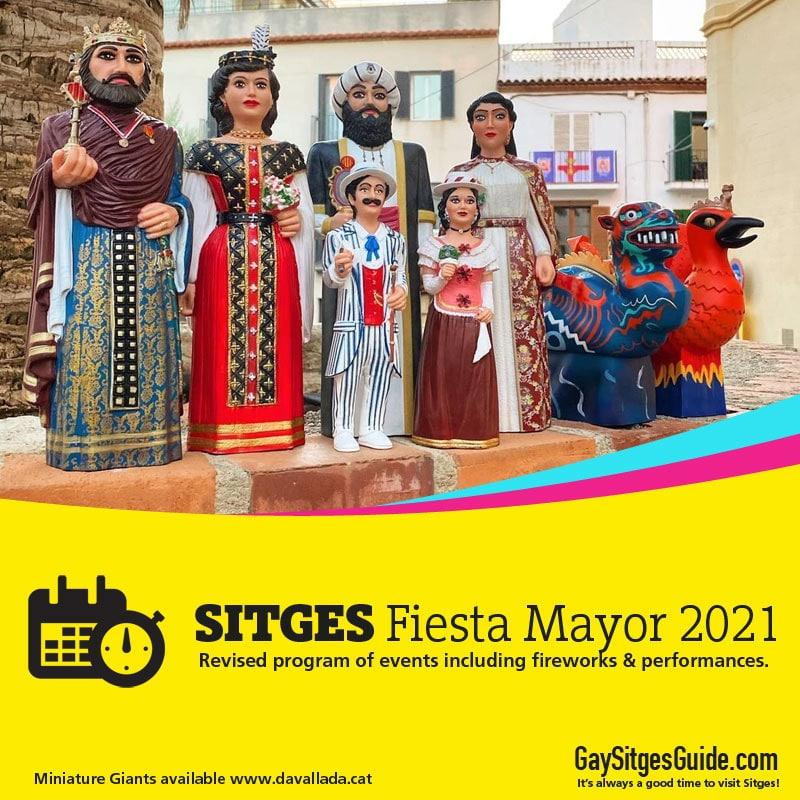 Fiesta Bürgermeister Sitges