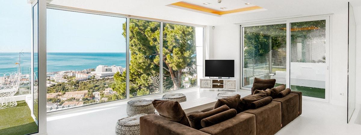 Sitges Luxury Villas for rent