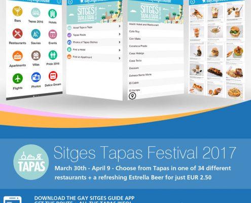 Sitges Tapas Festival 2017