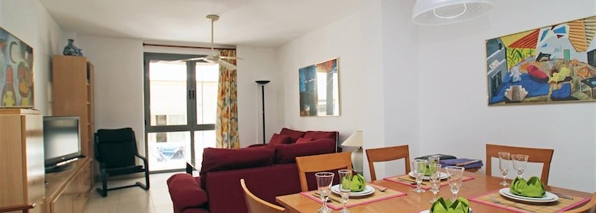 The Burdeos Apartment