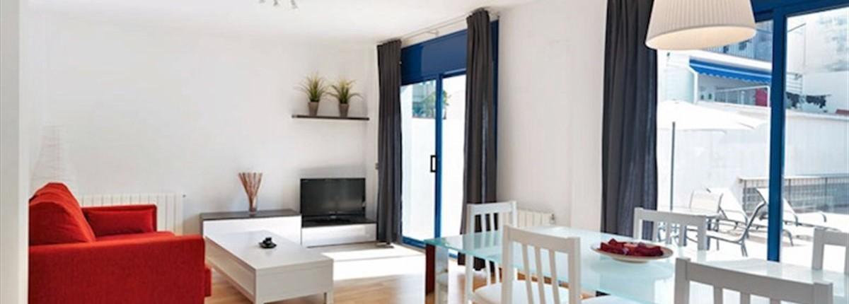 The Emendis 1-3 Apartment