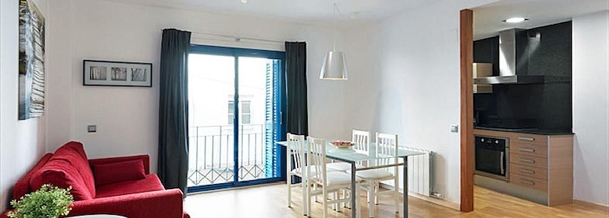 The Emendis 1-4 Apartment