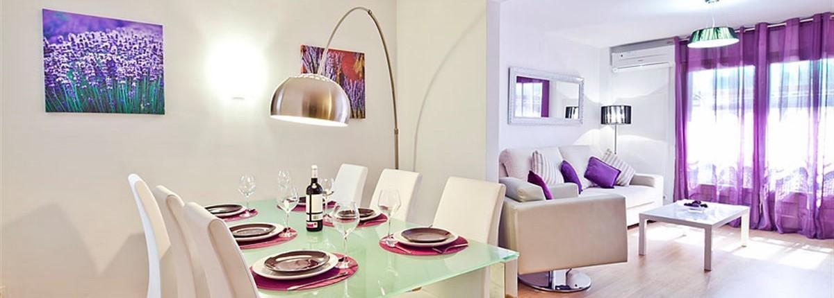 The Lavender Apartment
