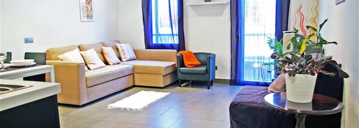 L'appartamento Noveau