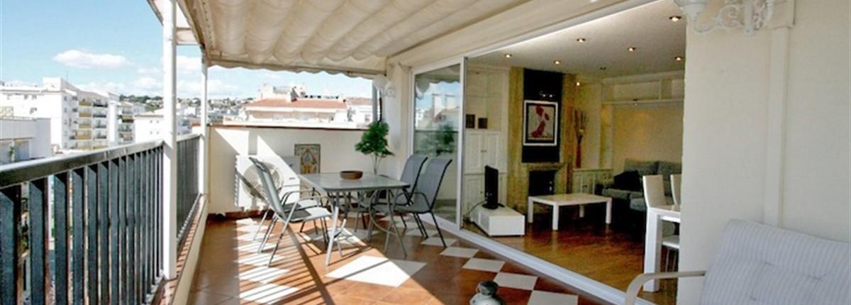 The Sant Francesc Attic Apartment