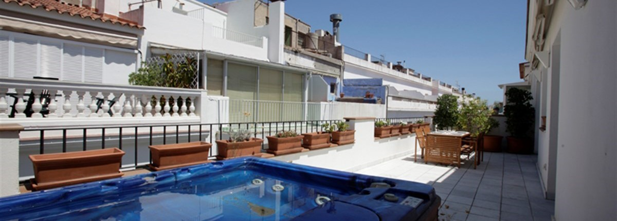 The Sol de Mar Penthouse Apartment