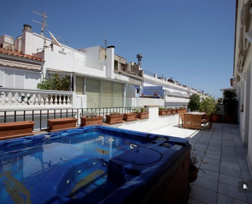 The Sol de Mar Penthouse Apartment