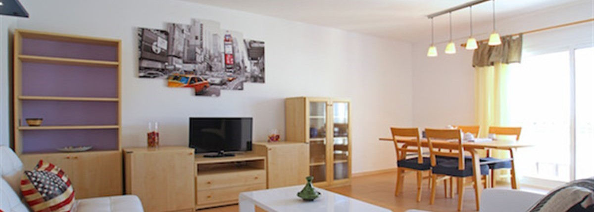 The Tarrida Beach Apartment