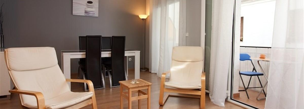 L'appartamento Tell Sant Benet