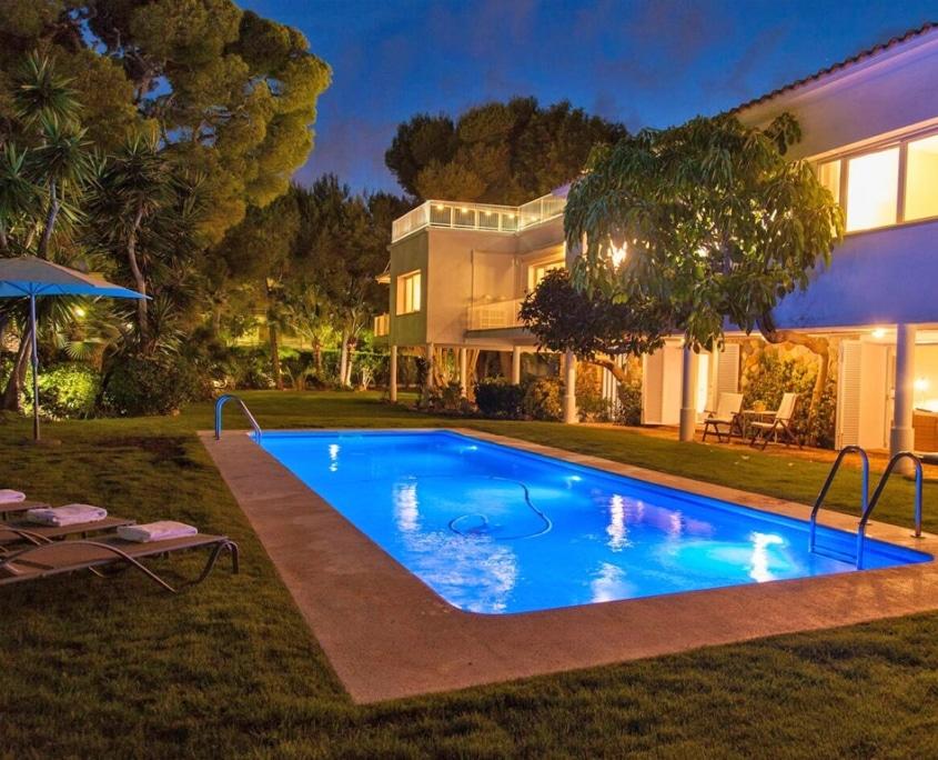 Villa Sitges Tupinetti