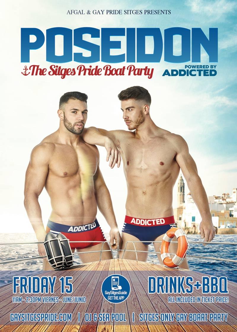 Poseidon Boat Party