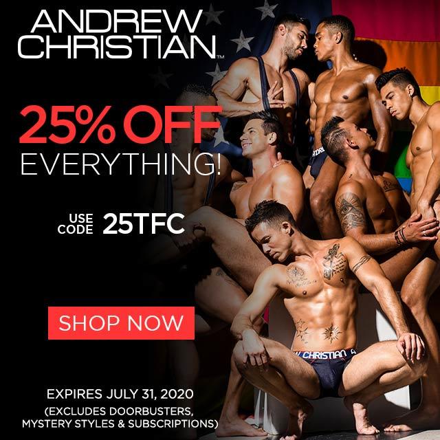 Andrew Christian Sponsors