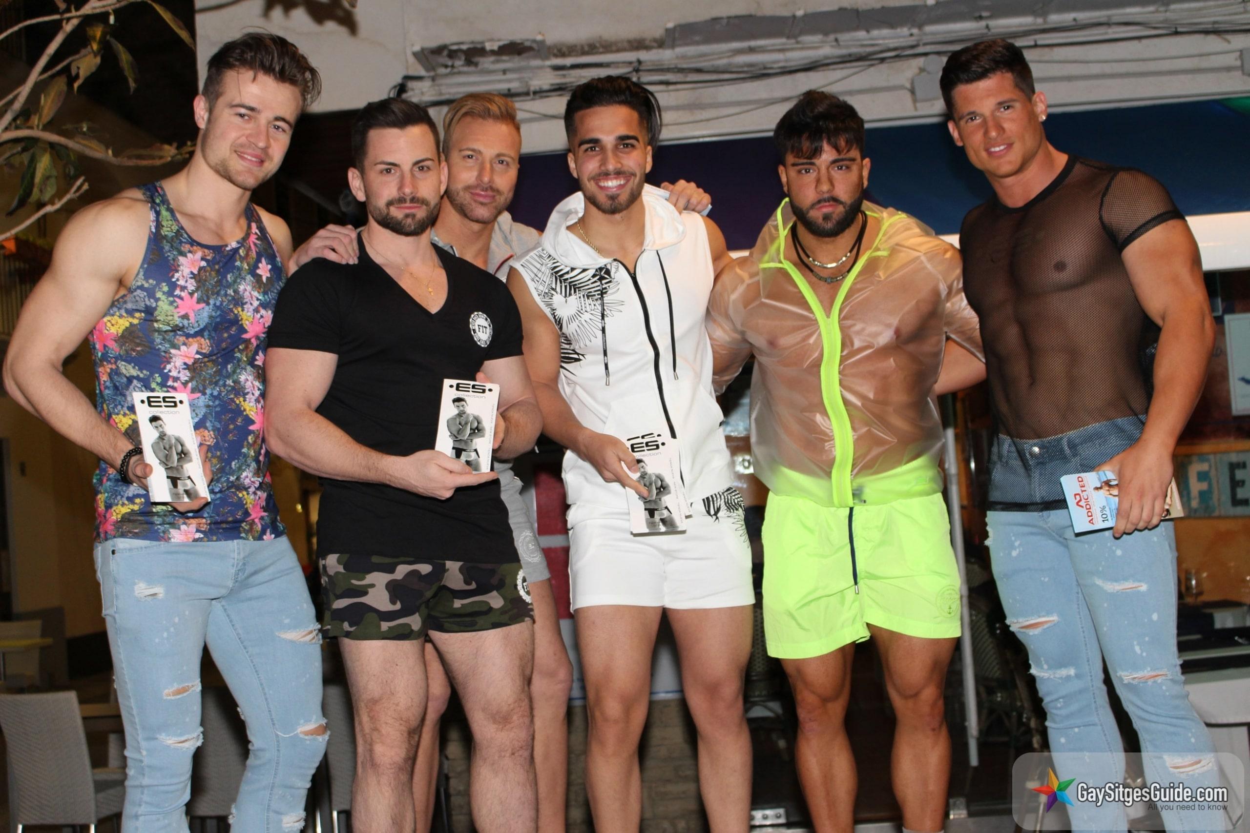 ES Collection Fashion Show Sitges