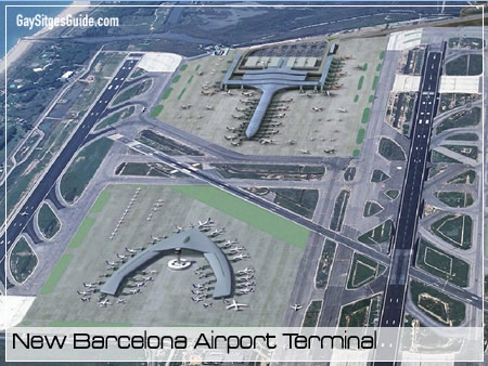 Barcelona Airport Extension