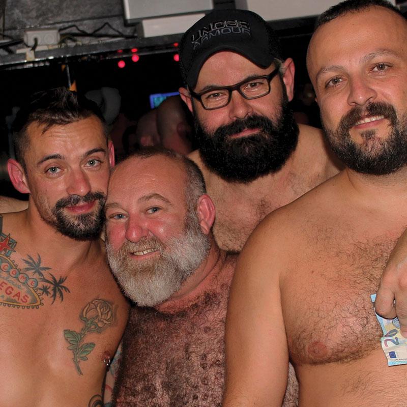 Bears Sitges May edition
