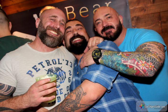 Bears Week Sitges May Edition 2017