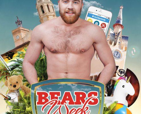 Bears Week Sitges 2017