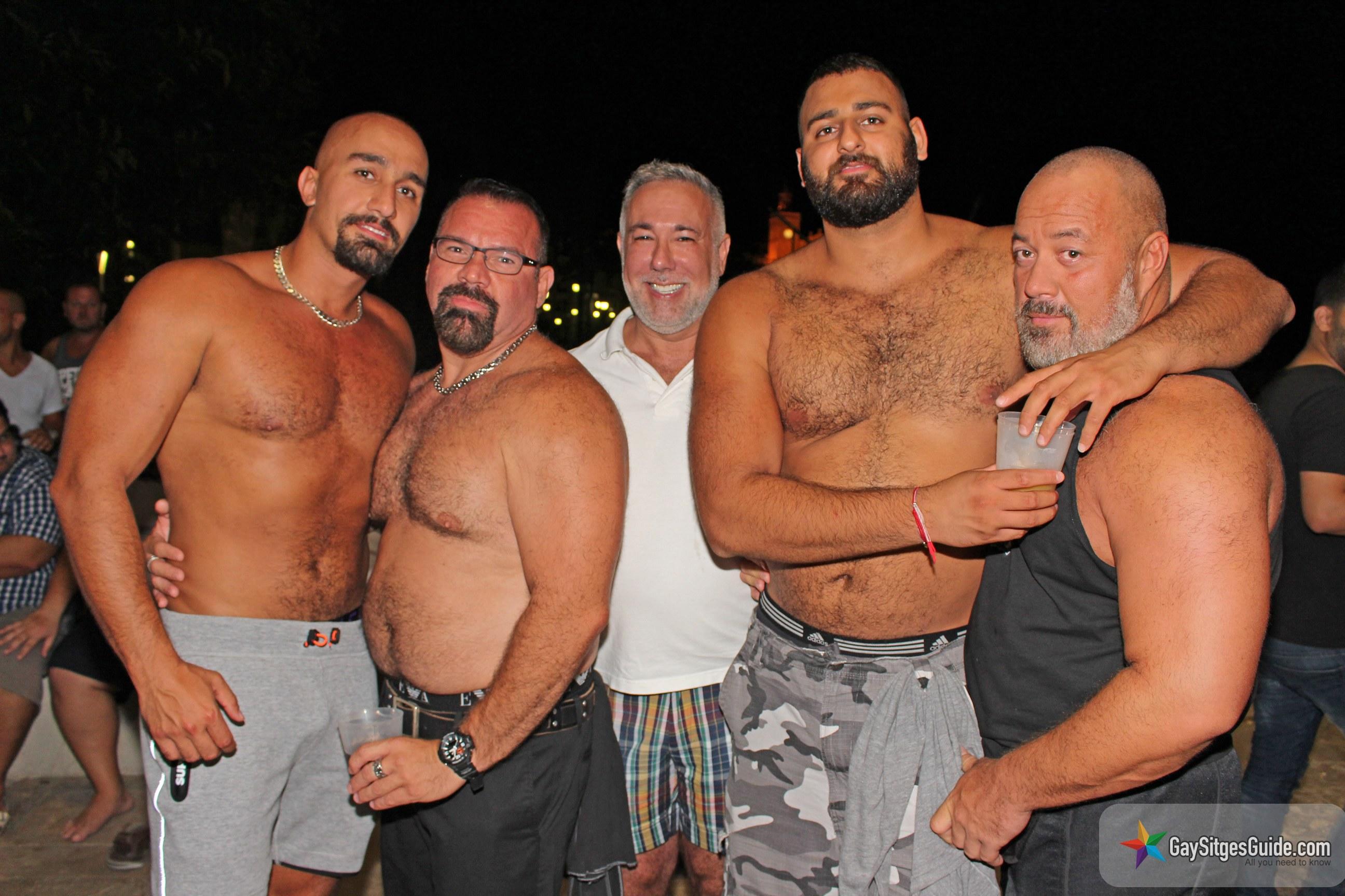 gay hotels france