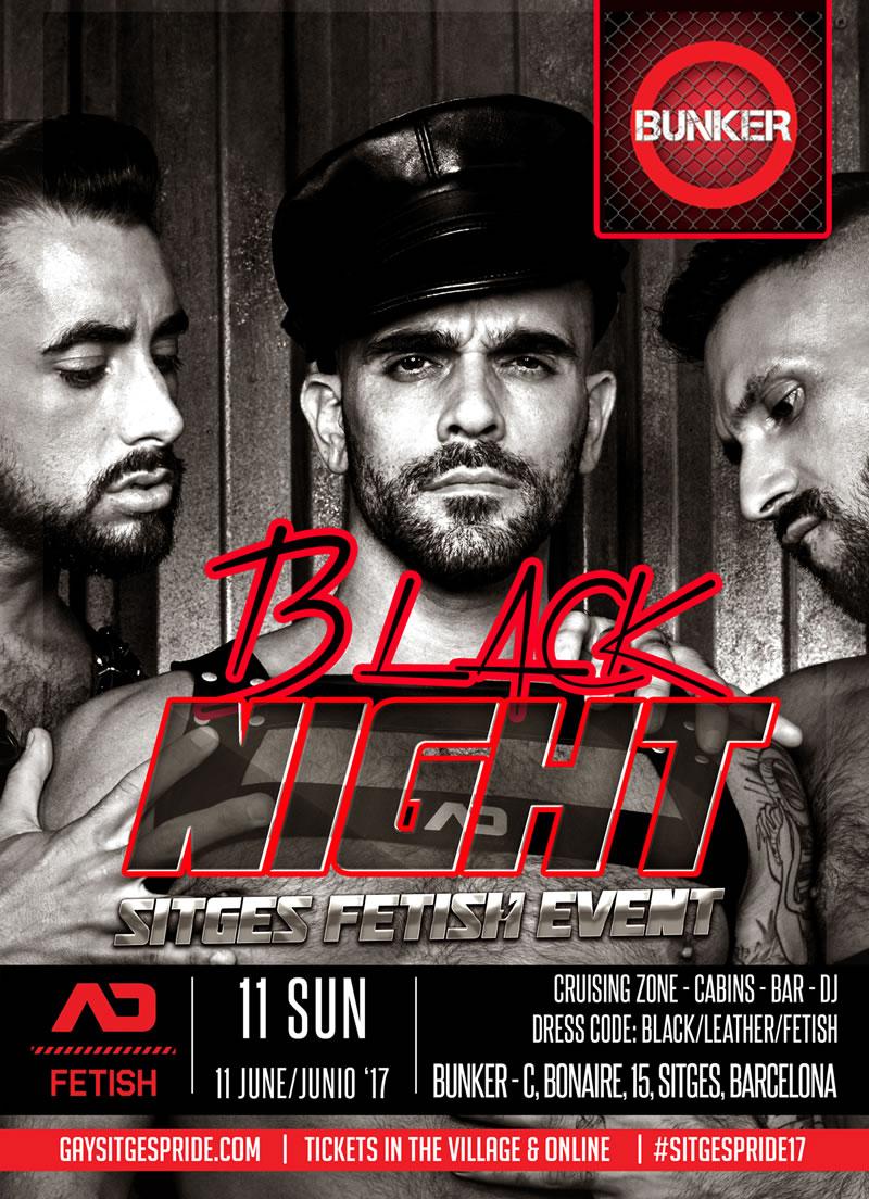 Black Night Sitges Pride