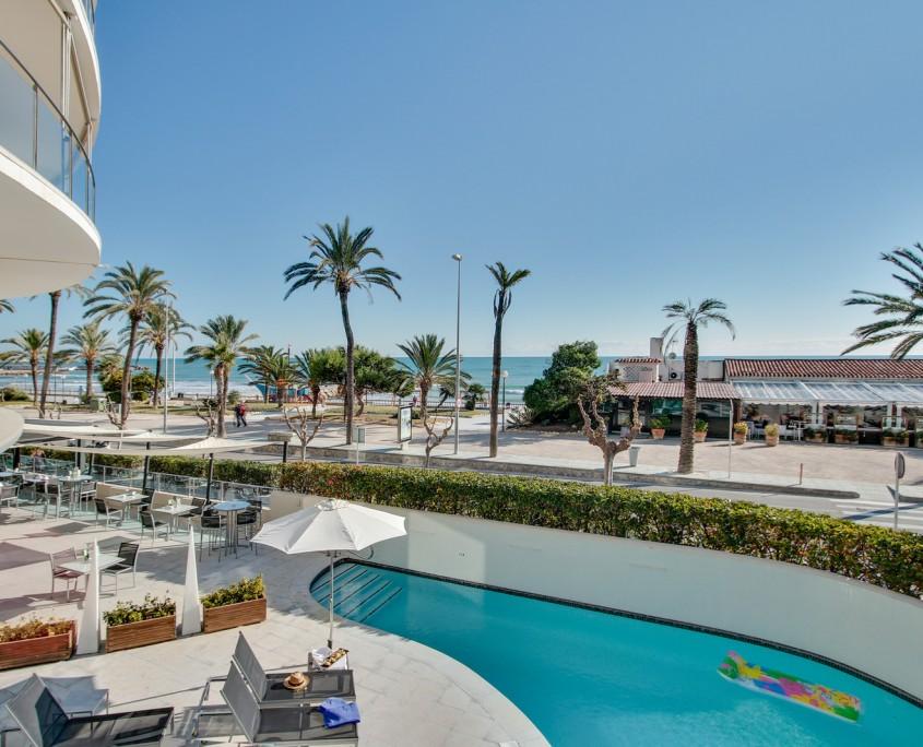 Hotel Calipolis Pool