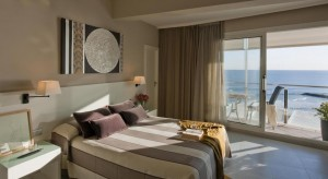 Hotel Calipolis Bedroom