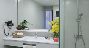 Hotel Calipolis Bathroom