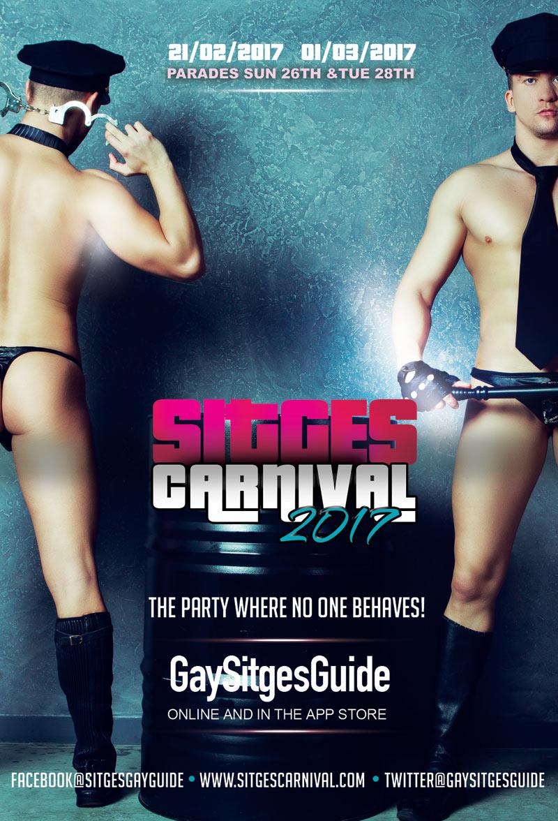 Sitges Carnaval 2017