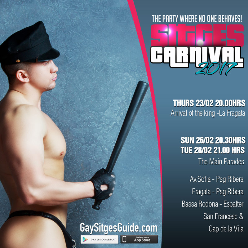 Carnival Changes 2017